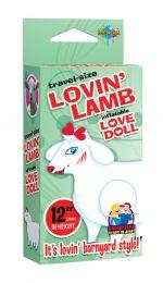 Felfújható szerelembaba - bárány