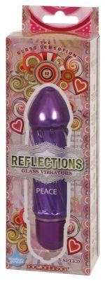 REFLECTIONS PEACE VIBRATOR PURPLE