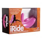 IRIDE WITH DUAL BULLETS PINK