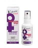 V-Activ Stimulation Spray for Women - 50ml