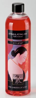 BATH SENSATION - bath & shower, stimulating sin - yuzu ginge