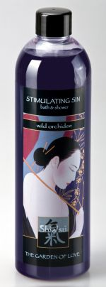 BATH SENSATION - bath & shower, stimulating sin - wild orchi