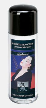 INTIMATE MOMENTS, personal lubricant waterbased - 100ml