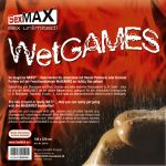 SexMAX WetGAMES Sex-Laken, 180 x 220 cm, Schwarz (fitted she