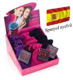 Love-n-Joy Chips/Fichqs Love 12*9 pcs Spanyol