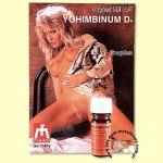 YOHIMBIN 5 ml.- with card