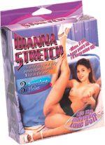 Dianna Stretch 1 leg in the Air