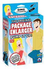THE ORIGINA PACKAGE ENLARGER, PUMPA