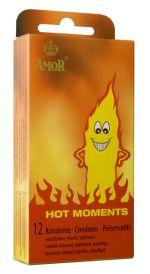 AMOR Hot Moments / 12 pcs content
