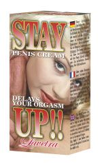 STAY UP DELAY CREME 40 ML - LAVETRA