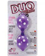 Duo Balls Purple